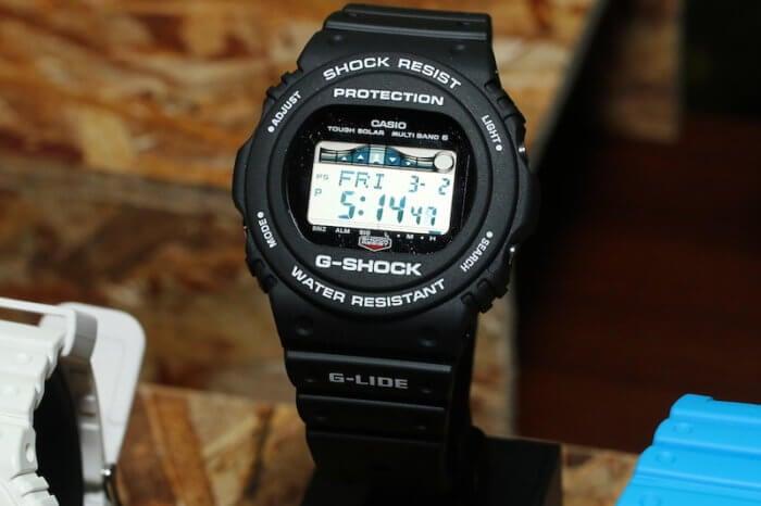 G-Shock G-LIDE GWX-5700CS-1
