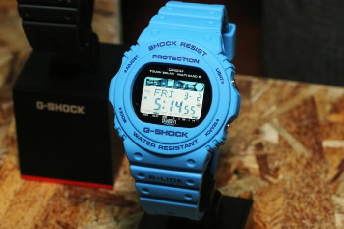 G-Shock G-LIDE GWX-5700CS-2