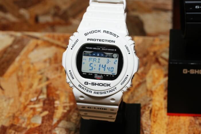 G-Shock G-LIDE GWX-5700CS-7