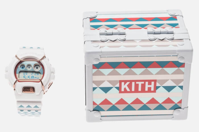 Kith x G-Shock DW-6900KTH-7 Box