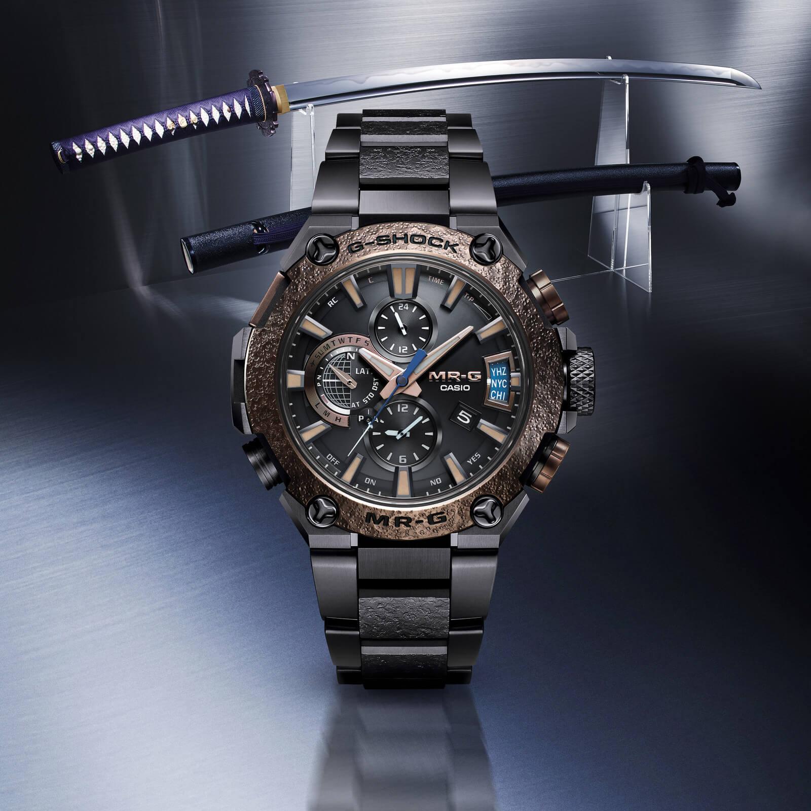 G Shock Mrg G2000ha 1a Limited Edition For Baselworld 2018 G Central G Shock Watch Fan Blog
