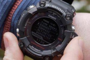G-Shock Rangeman GPR-B1000 Video from Casio UK