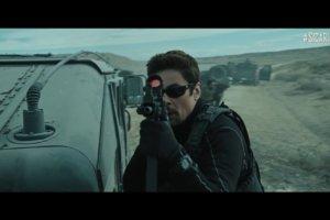 Benicio Del Toro wears G-Shock DW-9052 in Sicario: Day of the Soldado