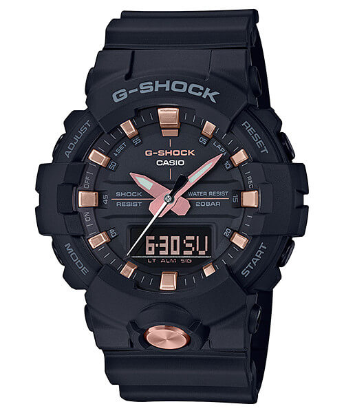 G-Shock GA-810B-1A4 Rose Gold