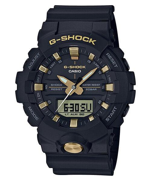 G-Shock GA-810B-1A9 Gold