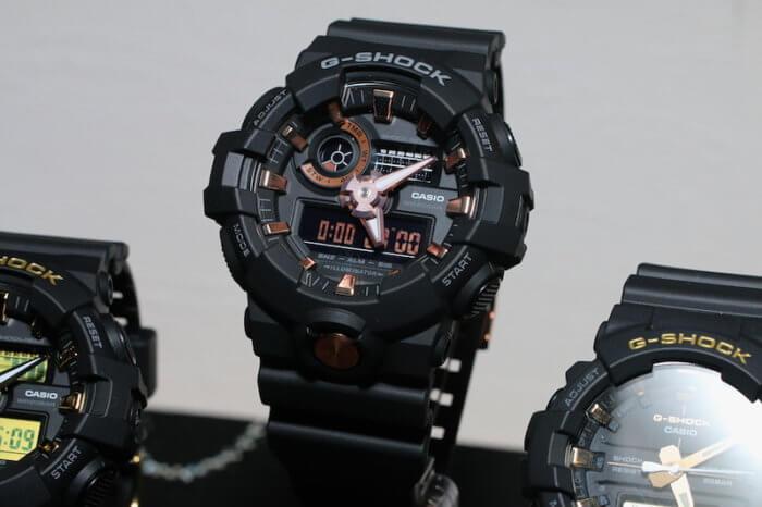 G-ShockGA-710B-1A4