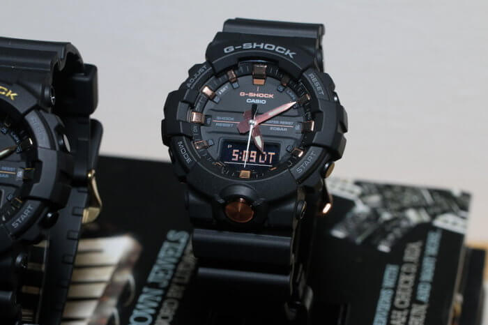 G-Shock GA-810B-1A4
