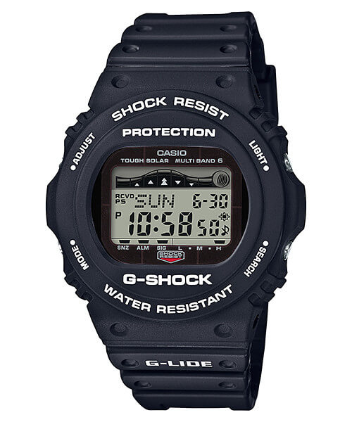 G-Shock GWX-5700CS-1 Đen