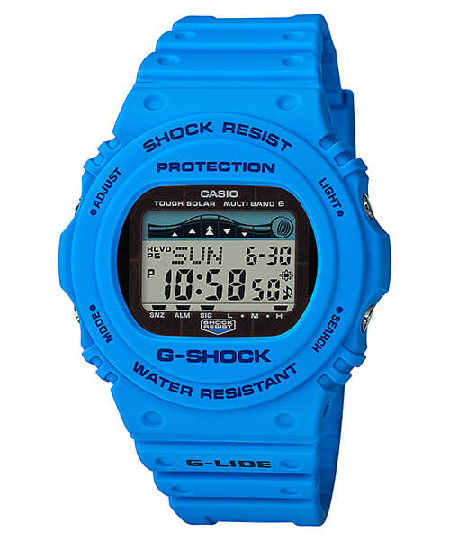 G-Shock GWX-5700CS-2 Blue
