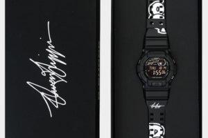 """G-Shock x Owen Dippie """"Tiki"""" GD-350 Collaboration Watch"""