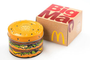 McDonald's x G-Shock DW-6900 Box