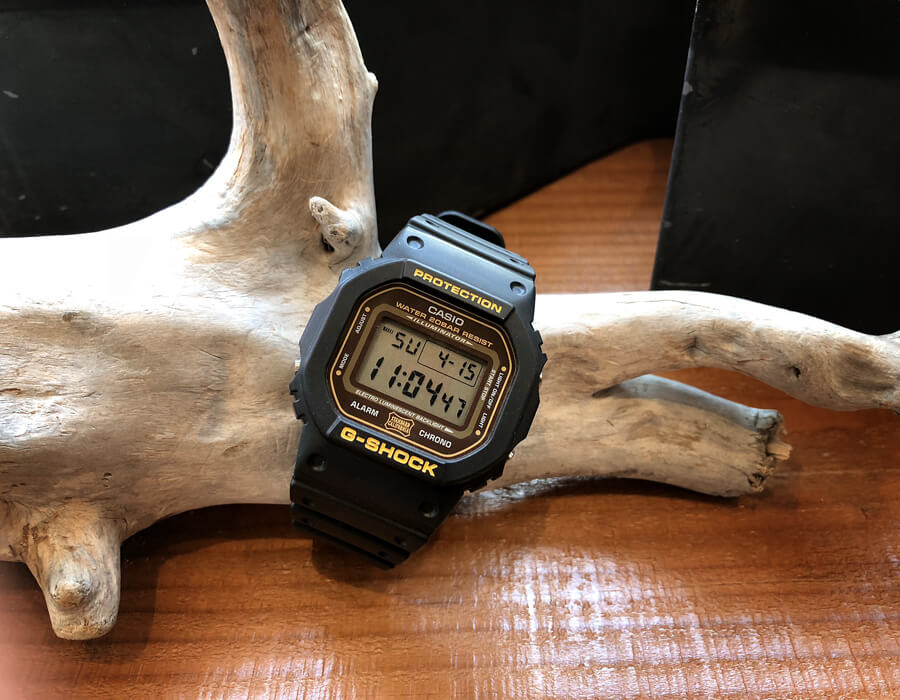 Standard California x Casio G-Shock DW-5600 15th Anniversary Collaboration Watch 2018