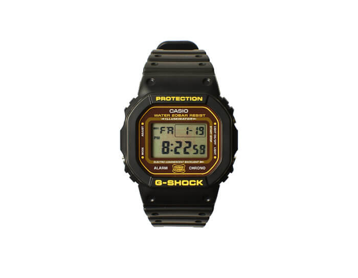 Standard California x Casio G-Shock DW-5600