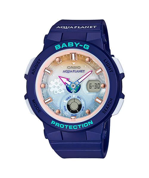 Baby-G BGA-250AP-2AJR
