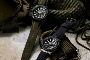 G-Shock G-STEEL GSTS130BC-1A & GSTS130BC-1A3 Street Utility