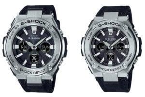 G-Shock G-STEEL GST-S130C-1A & GST-S330C-1A