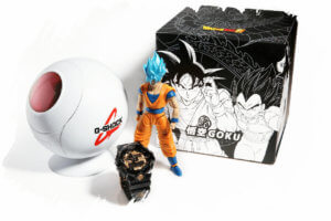 Dragon Ball Super x G-Shock Collection released in China