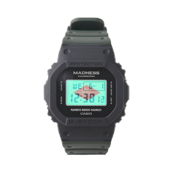 Madness x G-Shock DW-5000MD by Shawn Yue
