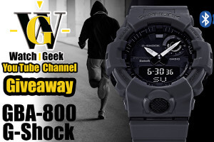 Watch Geek Giveaway