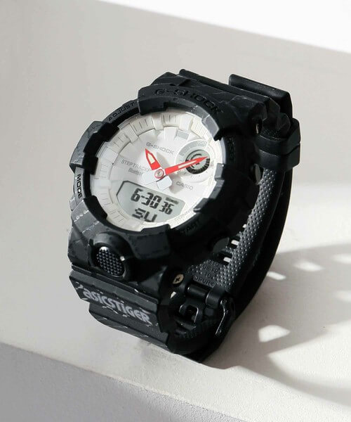ASICS Tiger x G-Shock GBA-800AT-1A GBA800AT-1A Collaboration Watch