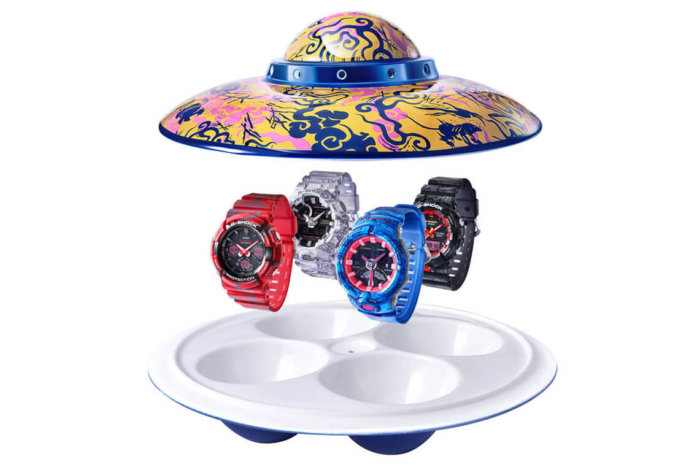 G-Shock 4 Celestials Collection by Jahan Loh Shanghai Exclusive