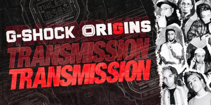 G-Shock ORIGINS: Transmission in Singapore