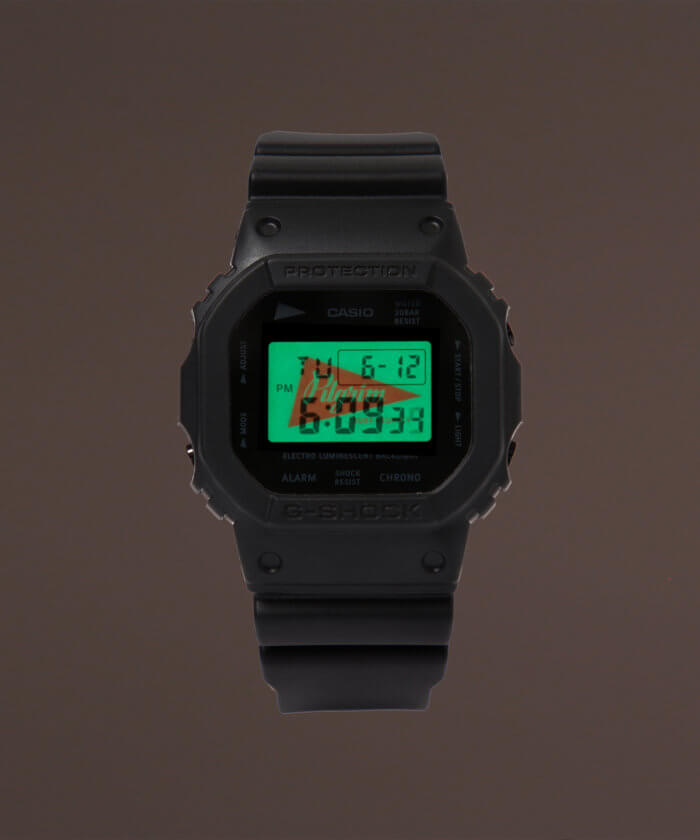 Pilgrim Surf + Supply x G-Shock DW-5600 EL Backlight