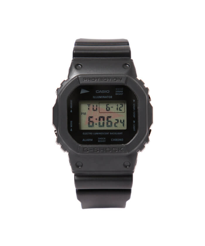 Pilgrim Surf + Supply x G-Shock DW-5600 Collaboration Watch