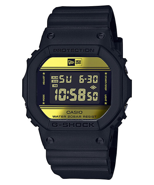 G-Shock DW-5600NE-1 New Era Collaboration