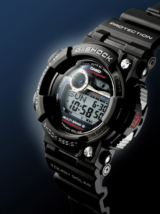 G-Shock GWF-1000-1 Frogman Best G-Shock for Diving