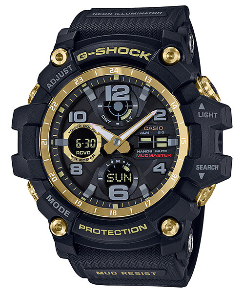G-Shock GWG-100GB-1A Mudmaster