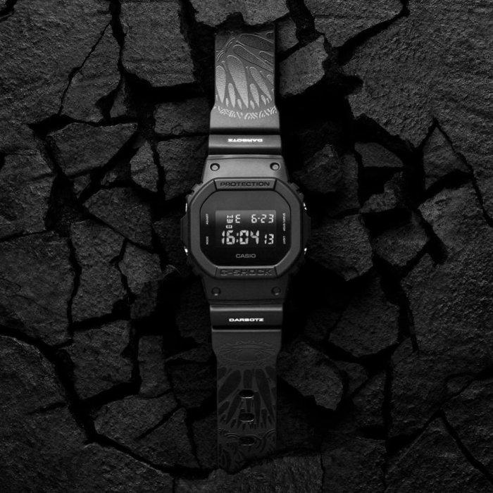 Darbotz x G-Shock DW-5600