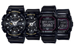 G-Shock and Baby-G Special Pairs Collection 2018