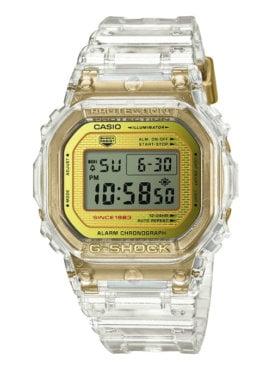 G-Shock DW-5035E-7 Glacier Gold 35th Anniversary
