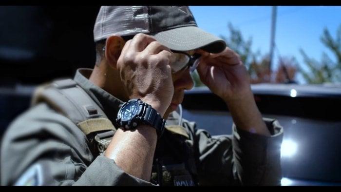 G-Shock GG1000-1A8 SWAT Police Officer