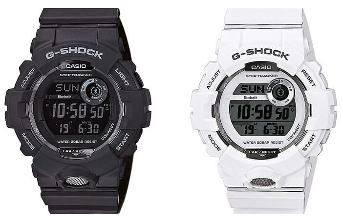 G-Shock G-SQUAD GBD-800 with Step Tracker and Bluetooth (U.S. Models ... 5806256f268