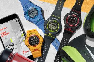 Casio G-Shock G-SQUAD GBD-800
