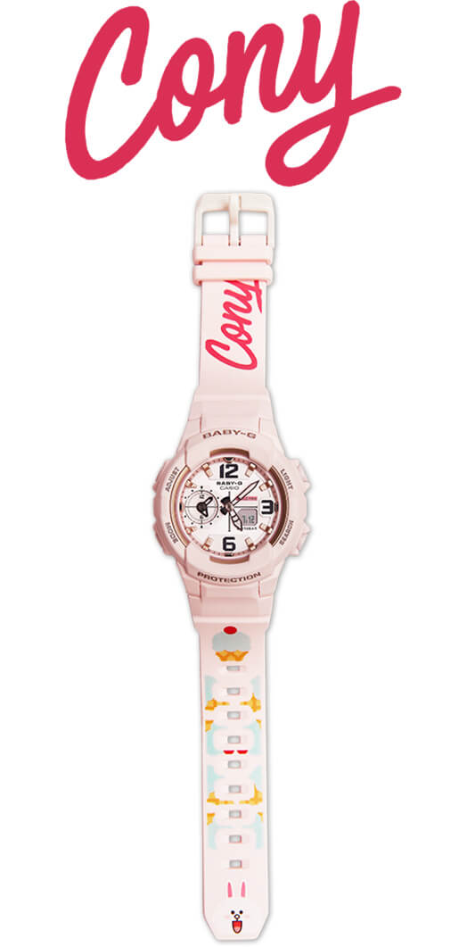 32278eb37fe8 Line Friends x Casio Baby-G   G-Shock S Series (China) – G-Central G ...