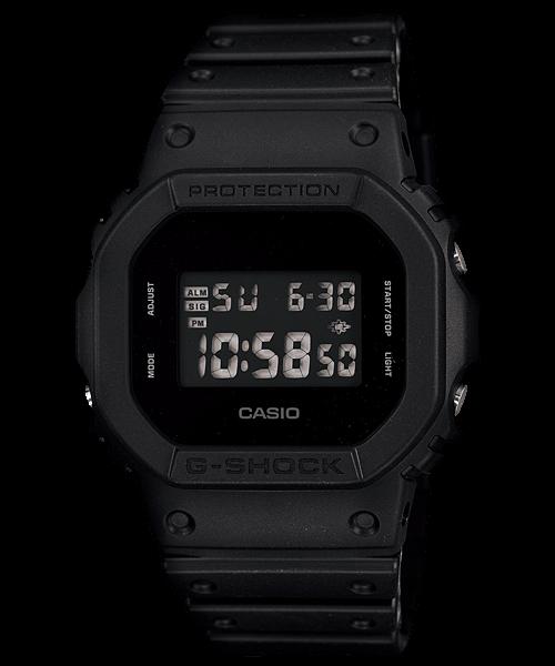 Gorillaz x G-Shock DW-5600BB-1G