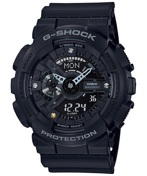 G-Shock GA-135DD-1A 35th Anniversary Diamond Index