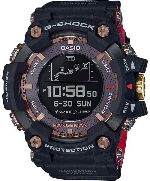 G-Shock GPR-B1000TF-1 Rangeman 35th Anniversary Magma Ocean Edition