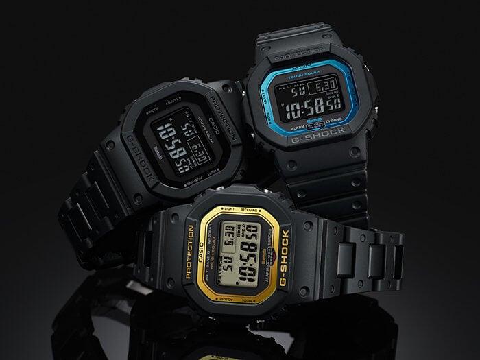 G-Shock GW-B5600 GW-B5600BC