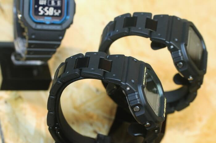 G-Shock GW-B5600BC Resin Metal Composite Band