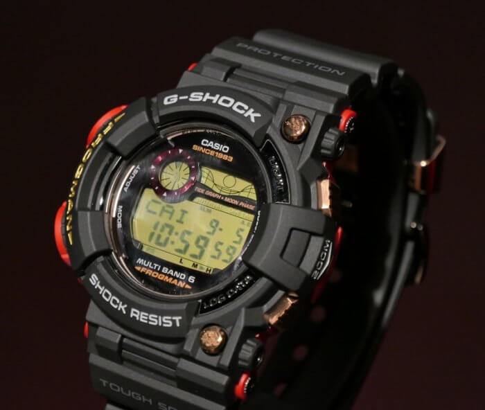G Shock Magma Ocean 35th Anniversary Collection G