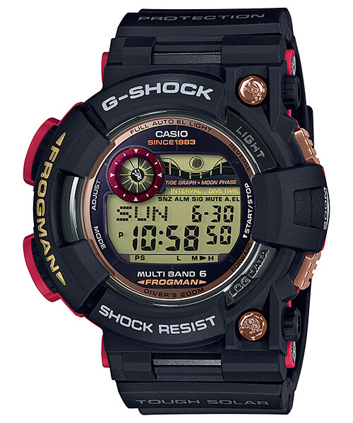 G-Shock Frogman GWF-D1000, GWF-1000, GF-8250: All Models – G-Central