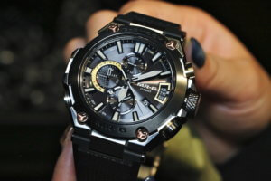 G-Shock MR-G MRG-G2000R-1AJR with Resin Band