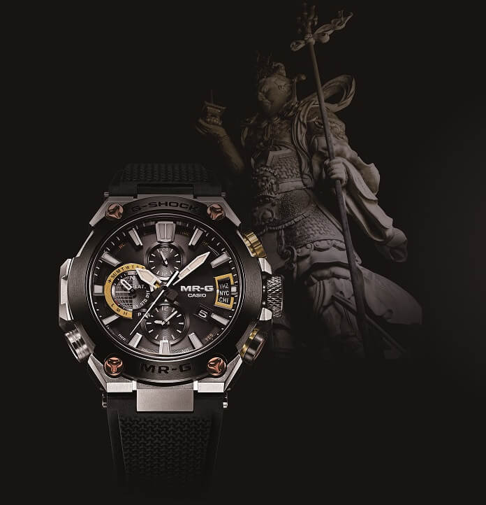 G-Shock MRGG2000R-1A Bishamonten