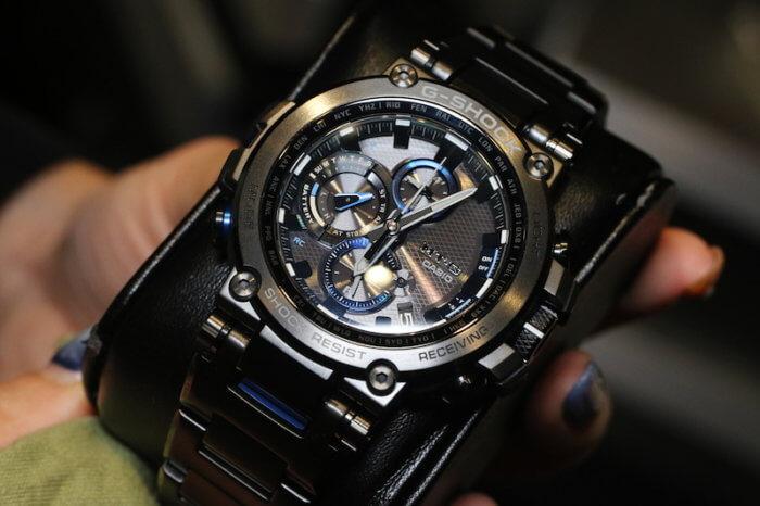 G-Shock G-STEEL MTG-B1000BD-1AJF