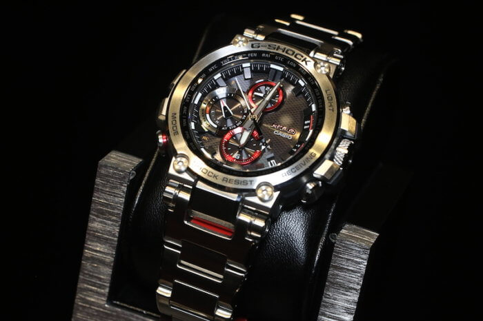 G-Shock G-STEEL MTG-B1000D-1AJF