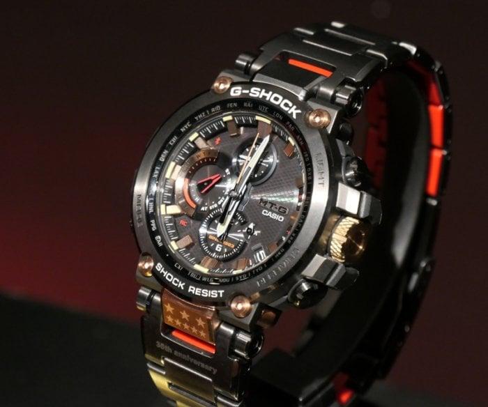 G-Shock MTG-B1000TF-1A Magma Ocean 35th Anniversary
